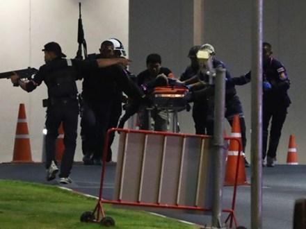 Đặc nhiệm Thái hạ gục tay súng 'điên' bắn chết 25 người