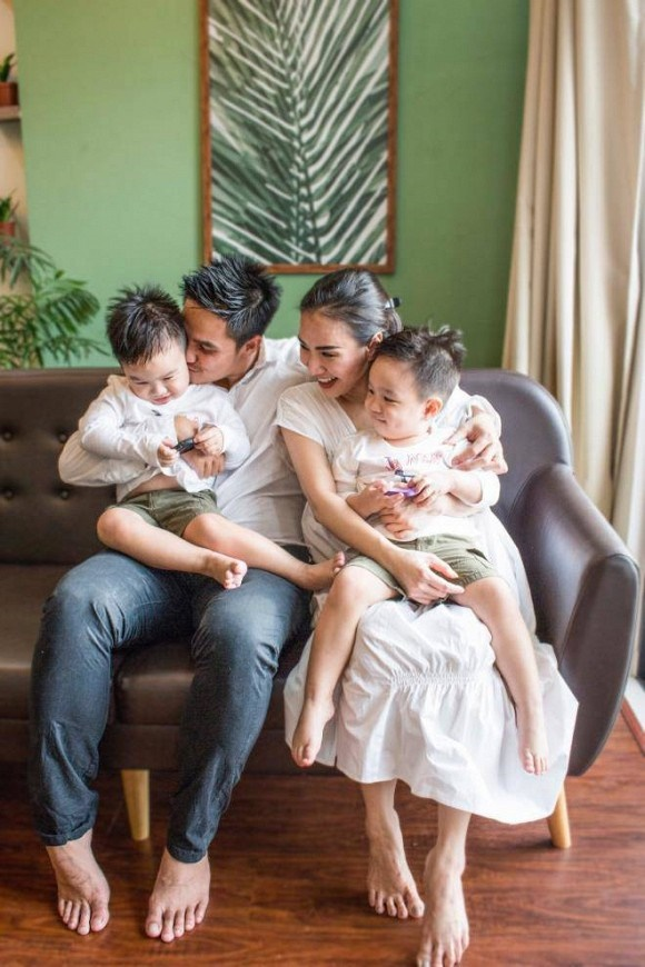 Vợ chồng Baggio - Quỳnh Trâm rao bán căn hộ 71 m2-1
