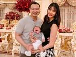 Mới gần 3 tháng tuổi, con trai siêu mẫu Lan Khuê đã được thừa kế món tài sản bất ngờ từ mẹ-6