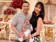 Sau gần 3 tháng sinh con, Lan Khuê tiết lộ sở thích đặc biệt với quý tử