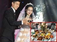 Soi thực đơntiệc cưới Duy Mạnh: tận 17 món thế này thì đám cưới nhà ai mà đọ nổi?