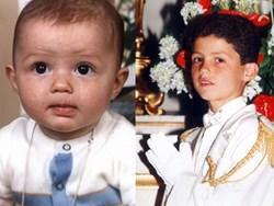 Công bố hàng loạt bức hình thuở nhỏ của Ronaldo: Bức nào cũng đáng yêu nhưng đáng chú ý nhất là nụ cười gượng gạo trong tấm ảnh thẻ