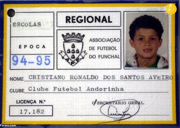 Công bố hàng loạt bức hình thuở nhỏ của Ronaldo: Bức nào cũng đáng yêu nhưng đáng chú ý nhất là nụ cười gượng gạo trong tấm ảnh thẻ-4