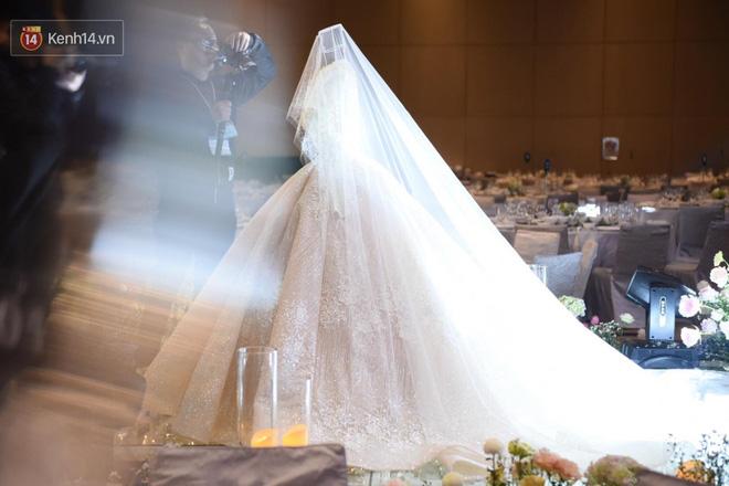 Duy Mạnh - Quỳnh Anh bật khóc trong đám cưới, bố cô dâu xúc động nhắn nhủ: Dẫu gian nan mong 2 con vẫn bên nhau-30
