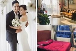 Vợ chồng Baggio - Quỳnh Trâm rao bán căn hộ 71 m2
