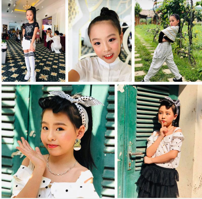 Chân dung người chị ruột xinh đẹp và cô cháu gái model nhí chuyên nghiệp vừa xuất hiện nổi bật trong đám cưới cậu Duy Mạnh ngày hôm qua-7