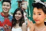 2 thiếu gia nhà bầu Hiển dự đám cưới Duy Mạnh - Quỳnh Anh, khí chất tổng tài khiến dân tình trầm trồ-5