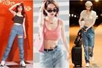 Mê quần jeans ống suông thì bạn nhất định phải sắm 3 mẫu áo sau để mặc là đẹp và chất ngất-10