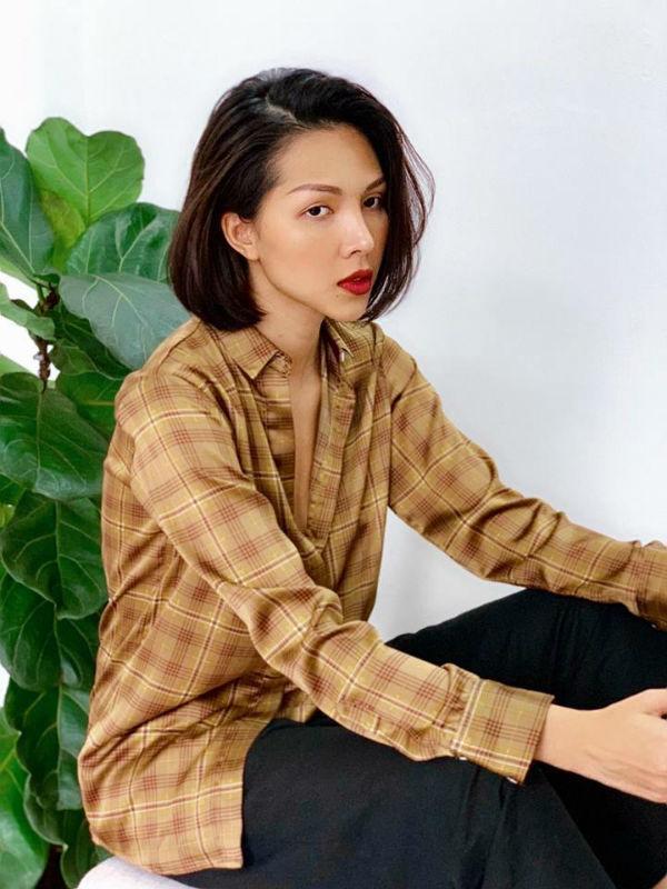 Trang phục đinh của sao Việt: Ngọc Trinh mê áo cúp ngực, U40 Lệ Quyên có sở thích táo bạo-21