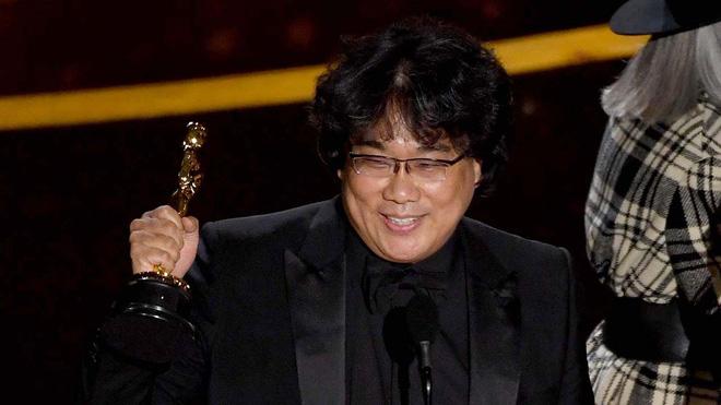 """Ký sinh trùng đoạt 4 giải Oscar: Cả thế giới rúng động trước chiến thắng lịch sử 92 năm có 1"""" của điện ảnh châu Á-1"""