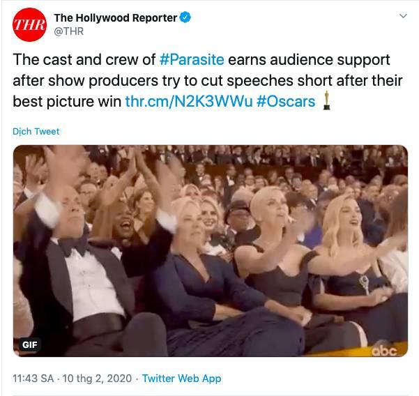 """Ký sinh trùng đoạt 4 giải Oscar: Cả thế giới rúng động trước chiến thắng lịch sử 92 năm có 1"""" của điện ảnh châu Á-5"""