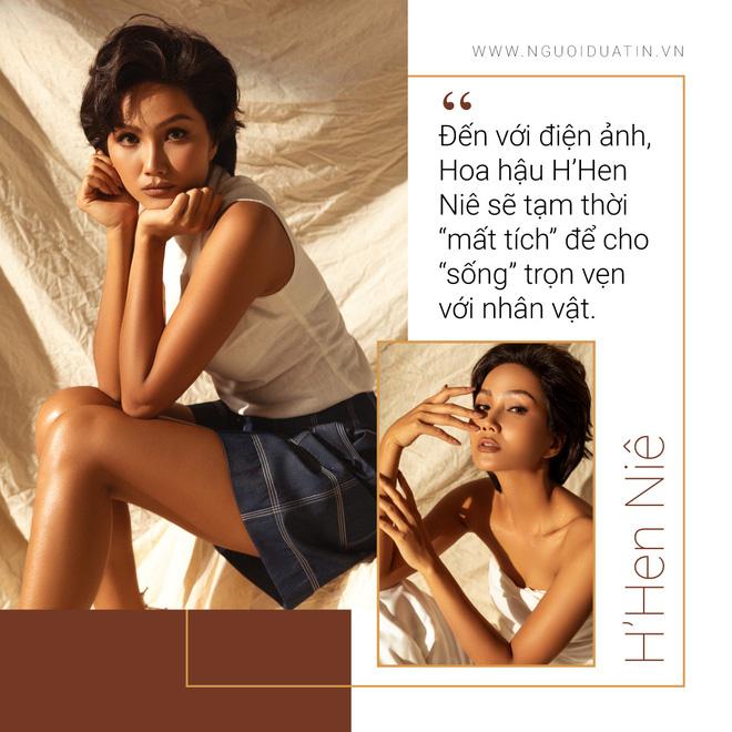 Hoa hậu H'Hen Niê: Cuộc sống quá mệt mỏi, tình yêu sẽ là chốn bình yên-1