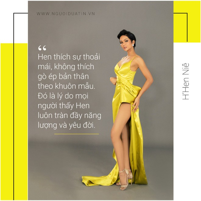 Hoa hậu H'Hen Niê: Cuộc sống quá mệt mỏi, tình yêu sẽ là chốn bình yên-3