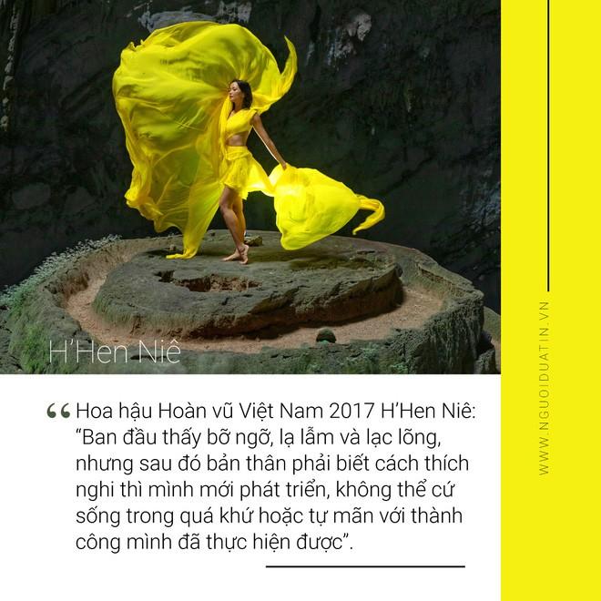 Hoa hậu H'Hen Niê: Cuộc sống quá mệt mỏi, tình yêu sẽ là chốn bình yên-5