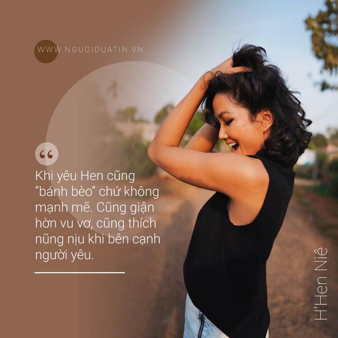 Hoa hậu H'Hen Niê: Cuộc sống quá mệt mỏi, tình yêu sẽ là chốn bình yên-6