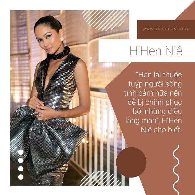 Hoa hậu H'Hen Niê: Cuộc sống quá mệt mỏi, tình yêu sẽ là chốn bình yên-7