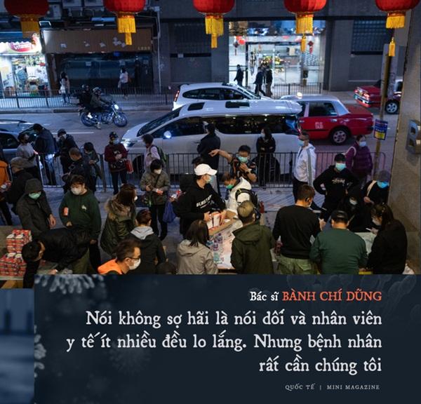 Chia sẻ của bác sĩ TQ về sự sống và cái chết ở Vũ Hán: Tôi đã khóc, có bệnh nhân quỳ xuống cầu xin tôi cho nằm viện-9
