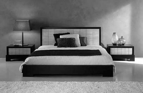Căn hộ nội thất màu đen vô cùng huyền bí và sang trọng-1