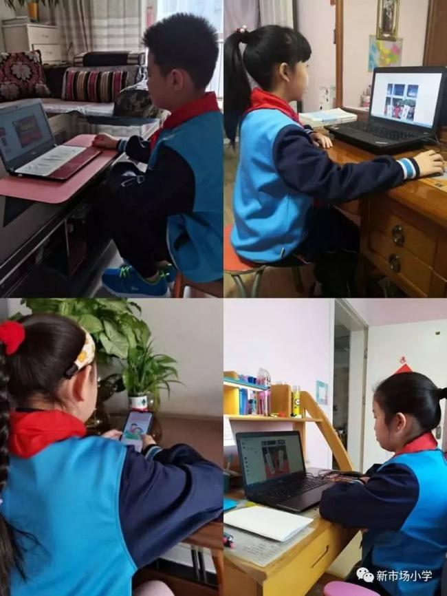 Lễ khai giảng học kỳ 2 đặc biệt vì virus corona: Học sinh không đến trường và ở nơi rất xa nhưng lại vô cùng trang nghiêm-6
