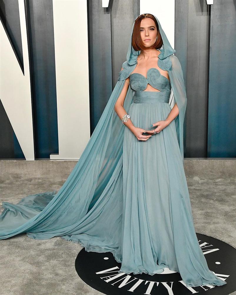 Tiệc hậu Oscar: Các sao lên đồ xuất sắc hơn hẳn sự kiện chính, hot nhất là Kylie Jenner với bộ váy bó đến độ... không ngồi được-15