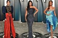 Tiệc hậu Oscar: Các sao lên đồ xuất sắc hơn hẳn sự kiện chính, hot nhất là Kylie Jenner với bộ váy bó đến độ... không ngồi được