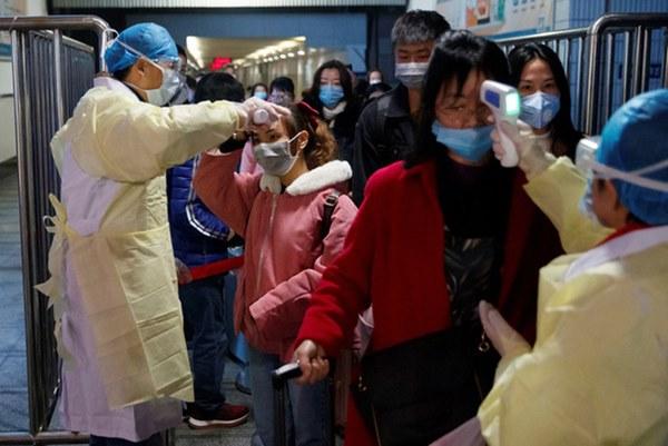 """Chuyên gia dịch tễ hàng đầu Trung Quốc: Trong những trường hợp hiếm gặp, thời gian ủ bệnh của virus corona có thể lên đến 24 ngày""""-2"""