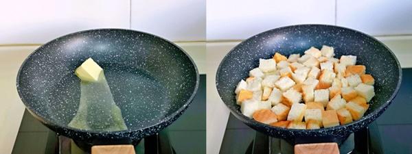 Chẳng cần lò nướng, tôi làm pizza siêu ngon cho con ăn sáng, đứa nào cũng thích mê!-3