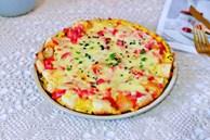 Chẳng cần lò nướng, tôi làm pizza siêu ngon cho con ăn sáng, đứa nào cũng thích mê!