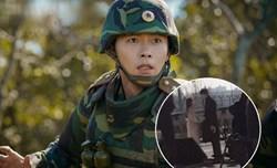 Rộ hậu trường Hạ cánh nơi anh tập cuối: Hyun Bin bị còng tay, tạm biệt Son Ye Jin trước khi đi lãnh án?
