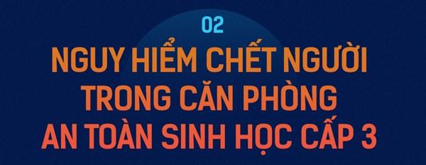 Tin vui đặc biệt từ Việt Nam và bí mật căn phòng đáng sợ nuôi cấy virus Corona-5