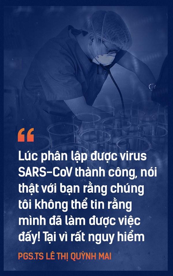 Tin vui đặc biệt từ Việt Nam và bí mật căn phòng đáng sợ nuôi cấy virus Corona-12