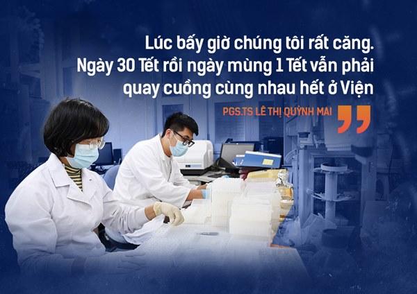 Tin vui đặc biệt từ Việt Nam và bí mật căn phòng đáng sợ nuôi cấy virus Corona-14