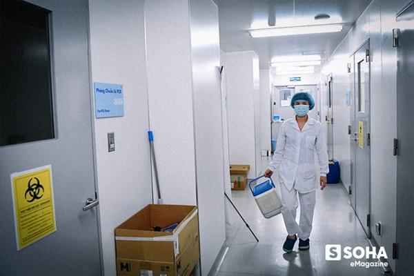 Tin vui đặc biệt từ Việt Nam và bí mật căn phòng đáng sợ nuôi cấy virus Corona-20