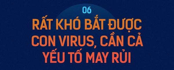 Tin vui đặc biệt từ Việt Nam và bí mật căn phòng đáng sợ nuôi cấy virus Corona-22