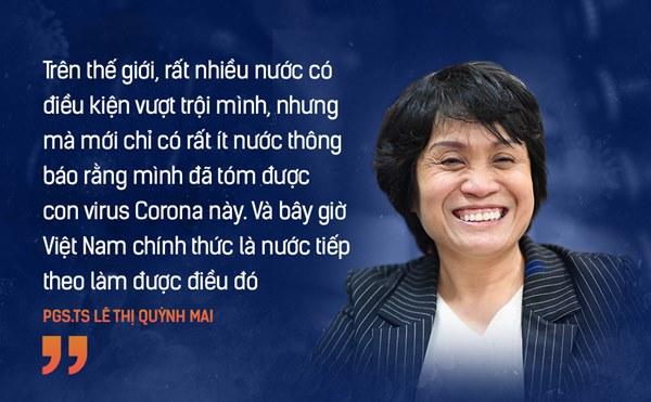 Tin vui đặc biệt từ Việt Nam và bí mật căn phòng đáng sợ nuôi cấy virus Corona-24