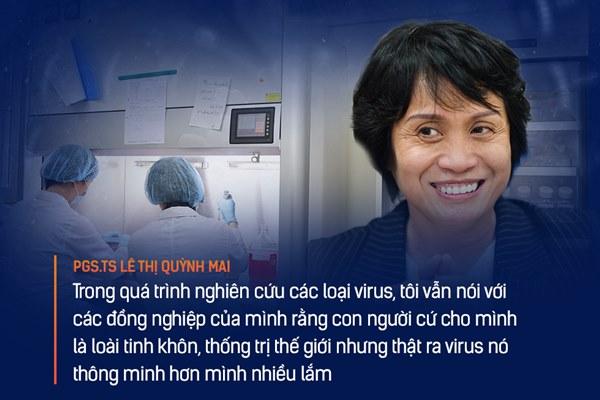 Tin vui đặc biệt từ Việt Nam và bí mật căn phòng đáng sợ nuôi cấy virus Corona-28