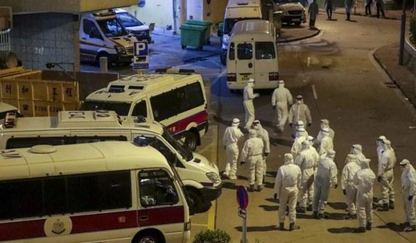 2 người nhiễm virus corona tại khu dân cư cao cấp ở Hong Kong: Chuyên gia tiết lộ thêm con đường lây nhiễm tinh vi khiến hơn 100 người sống ở khu dân cư phải sơ tán-2
