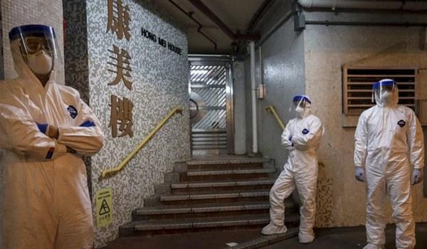2 người nhiễm virus corona tại khu dân cư cao cấp ở Hong Kong: Chuyên gia tiết lộ thêm con đường lây nhiễm tinh vi khiến hơn 100 người sống ở khu dân cư phải sơ tán-5