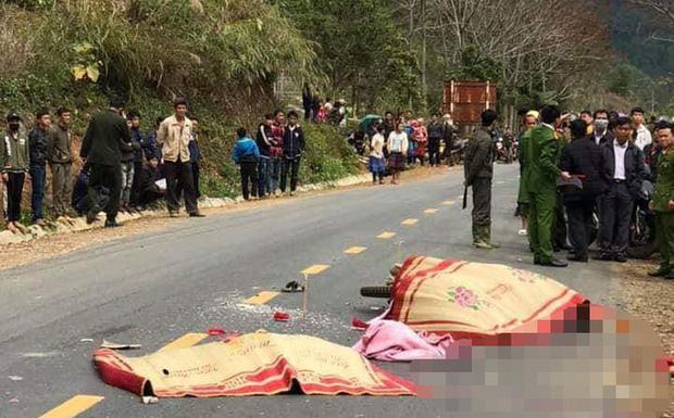 Hoàn cảnh thương tâm của gia đình 3 người đi xe máy tử vong sau va chạm xe khách-1