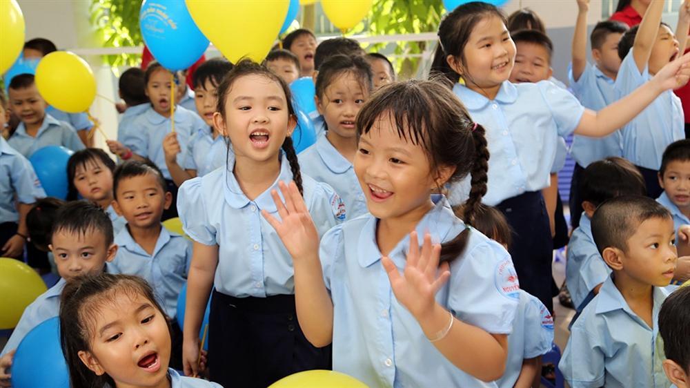 TP. HCM: Gần 2 triệu học sinh các cấp sẽ quay lại trường vào ngày 17/2-1