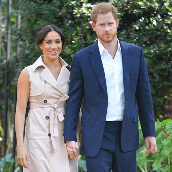 Cú sốc hoàng gia: Cháu trai lớn nhất của Nữ hoàng Anh bị vợ đệ đơn ly hôn và lý do được cho là xuất phát từ vợ chồng Meghan Markle-3