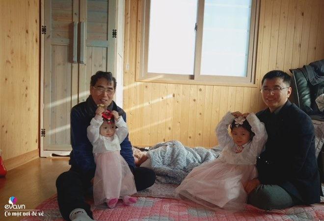 Thương vợ liệt nằm 1 chỗ, cụ ông Hàn Quốc xây cả khu vườn khiến con dâu Việt thán phục-12
