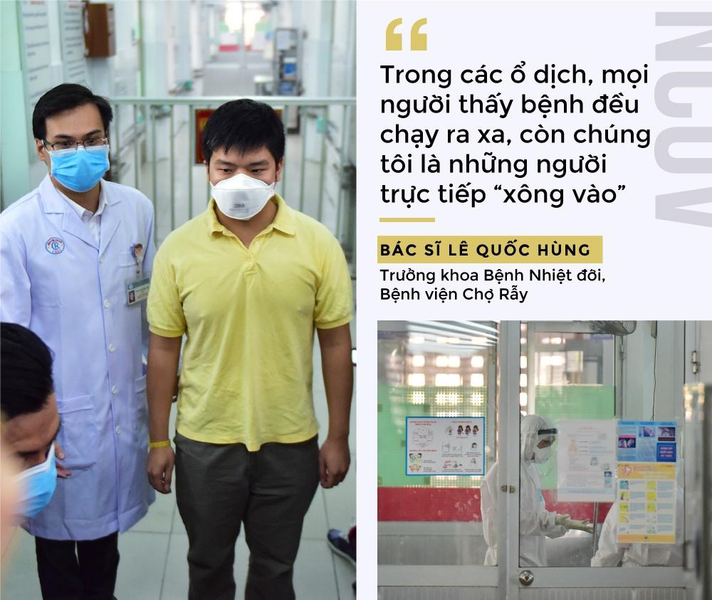 Chống dịch NCOV xuyên tết ở bệnh viện chợ Rẫy-3