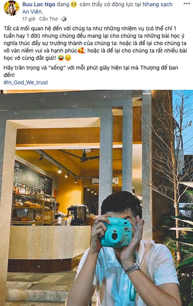 Chồng cũ Nhật Kim Anh bất ngờ đăng status đầy ẩn ý sau thời gian liên tục bị tố tệ bạc, ngăn cản chuyện gặp con-1