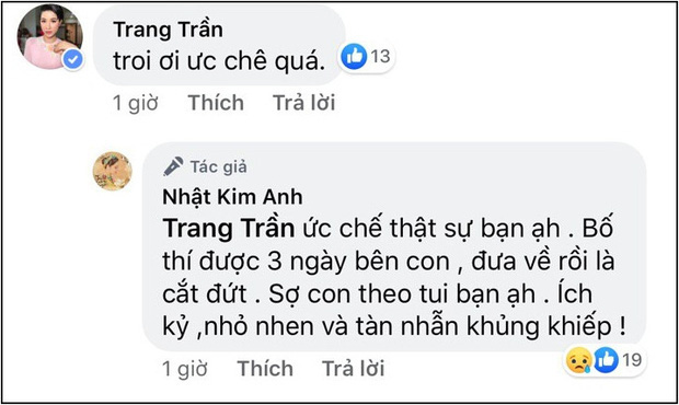 Chồng cũ Nhật Kim Anh bất ngờ đăng status đầy ẩn ý sau thời gian liên tục bị tố tệ bạc, ngăn cản chuyện gặp con-4