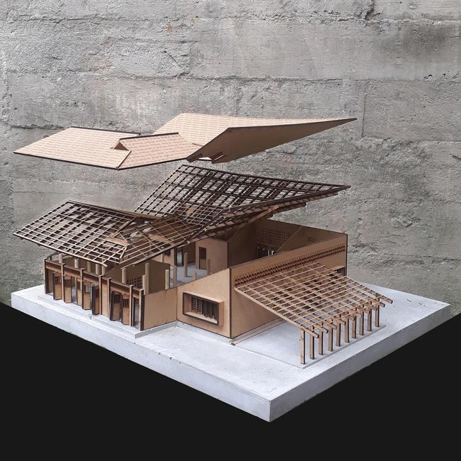 Chán nhà tầng, vợ chồng Việt xây nhà 2.000m2 như nhà địa chủ-4