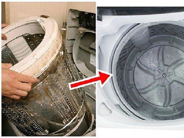 Lồng máy giặt dùng chục năm không vệ sinh, lỗi sai tai hại 10 người 9 mắc phải-2