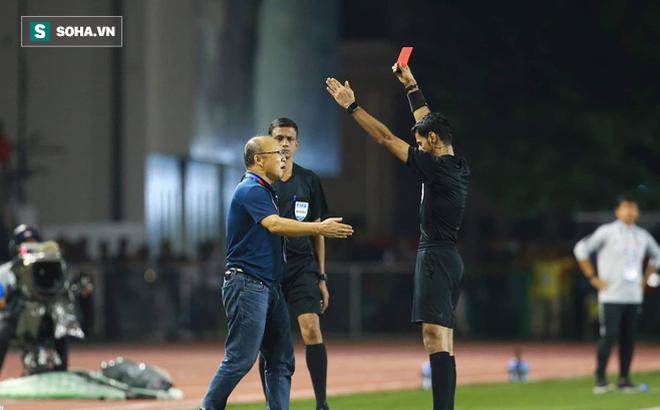 CĐV Indonesia phản ứng về việc AFC phạt thầy Park: Cấm ở trận giao hữu thì có ý nghĩa gì-1