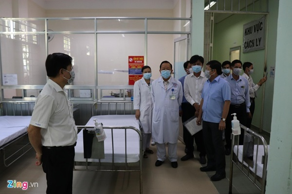 Quận Bình Tân theo dõi 1.029 người từ vùng dịch virus corona-1