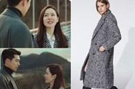 Ngay khi tập 13 'Hạ cánh nơi anh' được phát sóng, chiếc áo khoác 25 triệu mà Son Ye Jin mặc đã lập tức cháy hàng